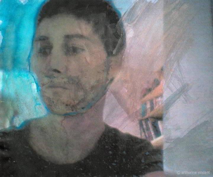 autoportrait en Tim