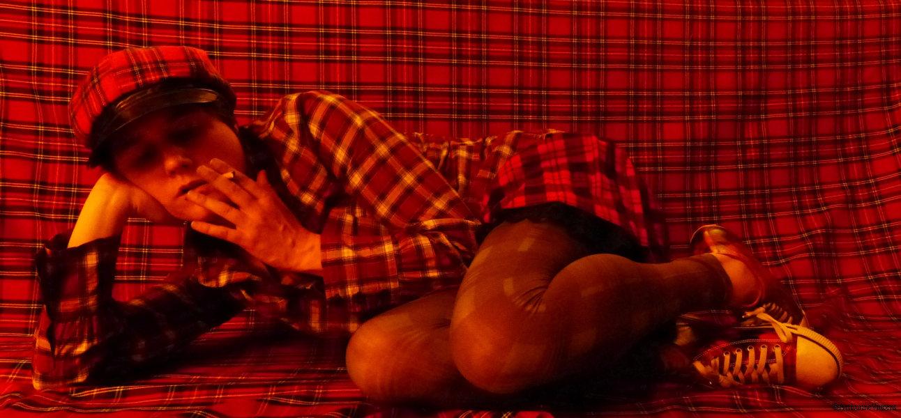Autoportrait écossais