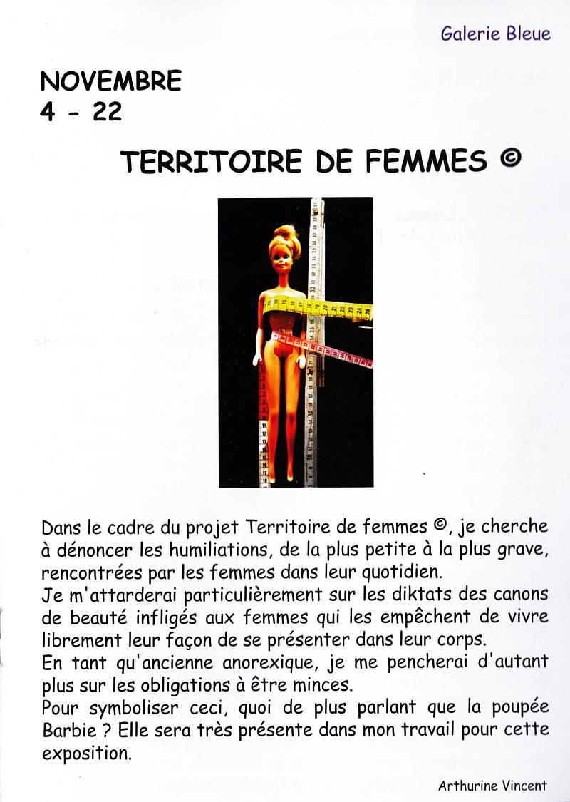 Territoire de femmes
