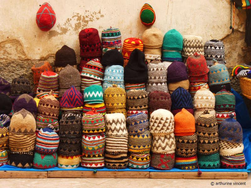 Bonnets d'Essaouira