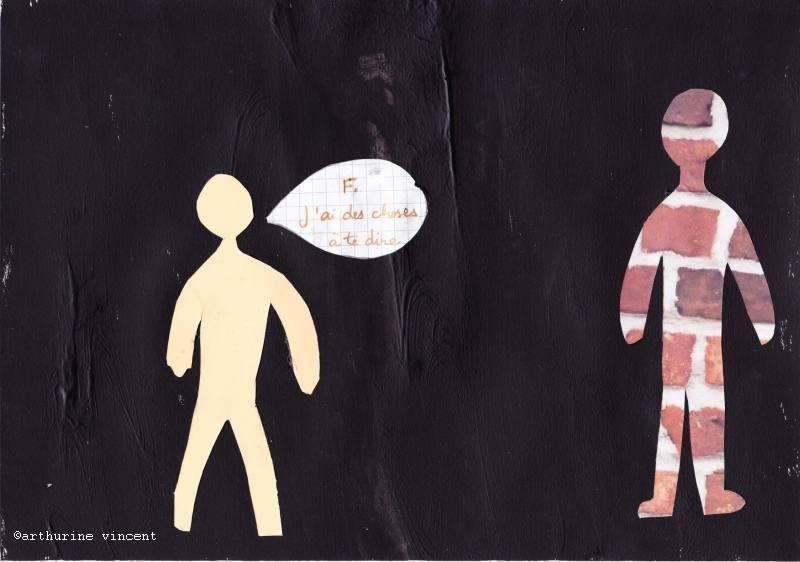 parler à un mur