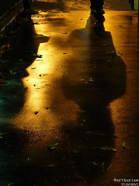 Son ombre