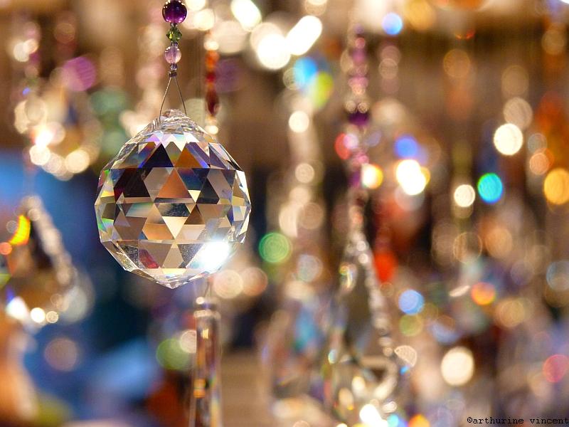 Au marché de Noël