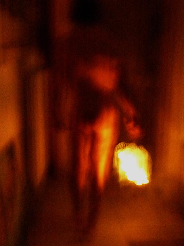 Un androgyne à la lanterne m'invitait à la suivre 1/3