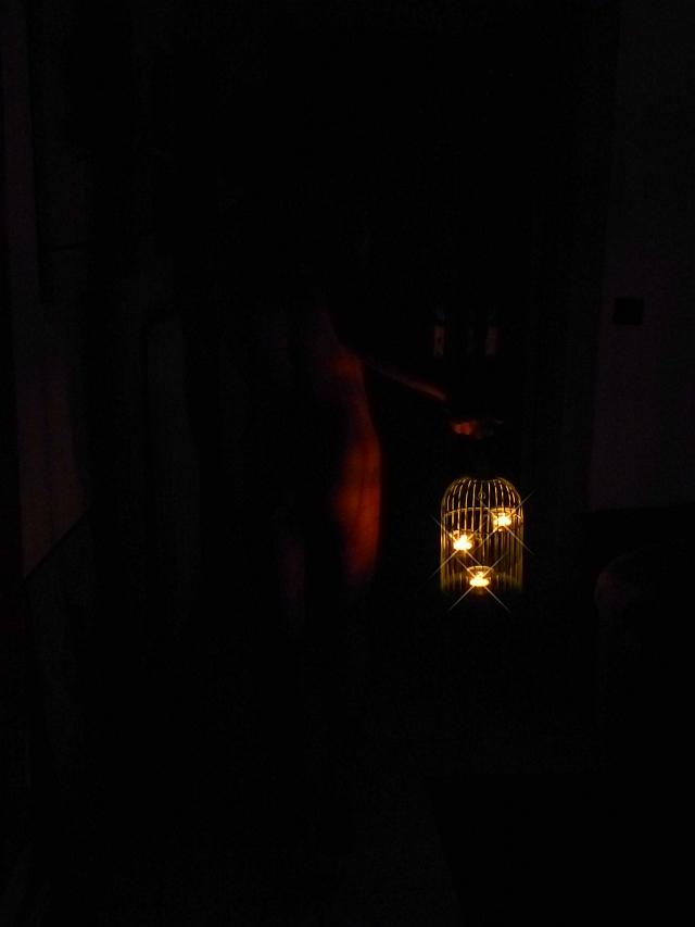 Un androgyne à la lanterne m'invitait à la suivre 3/3
