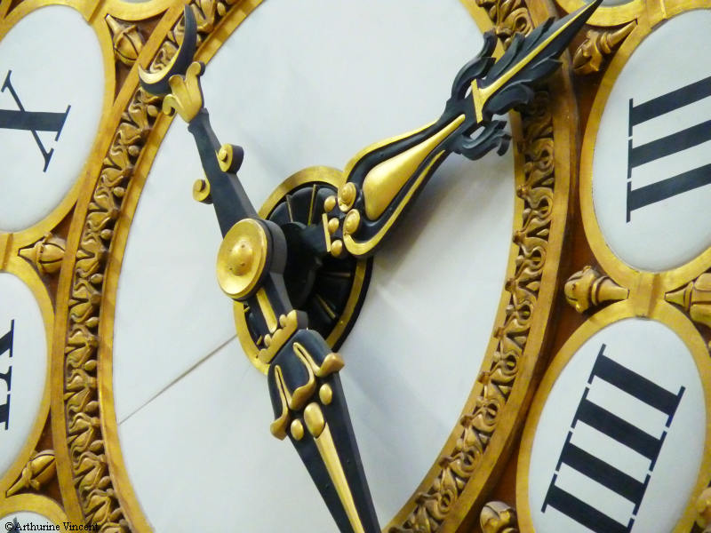 L'horloge du musée d'Orsay