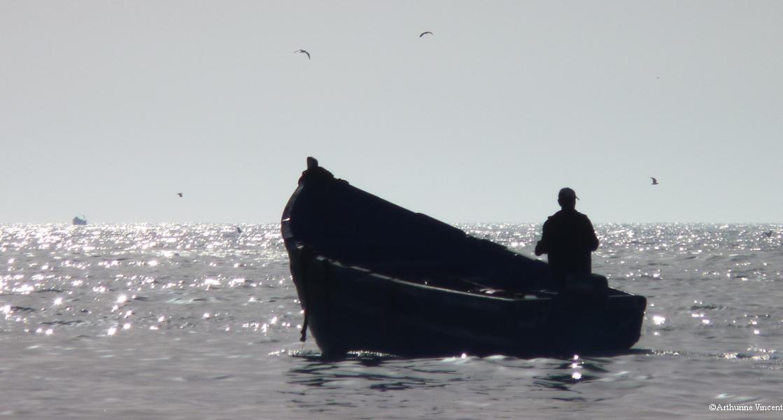 La solitude du pêcheur