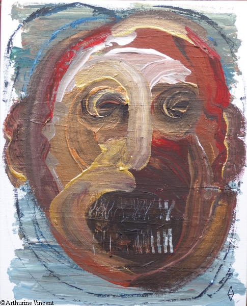Portrait (vendu)