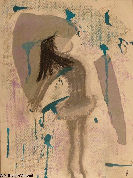 La danseuse (vendu)