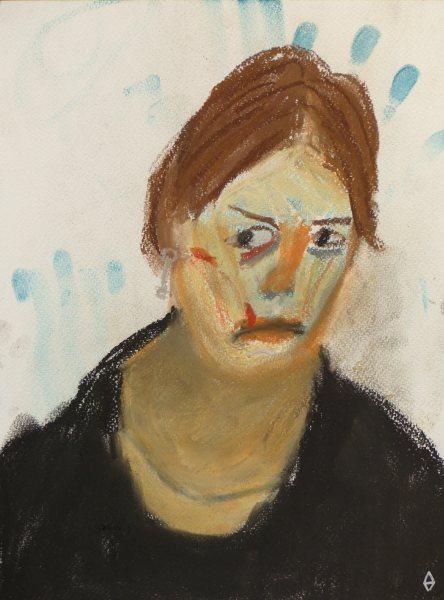 Autoportrait à 23 ans