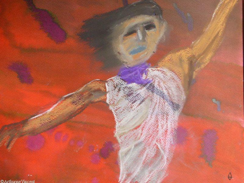 Le danseur  Vendu