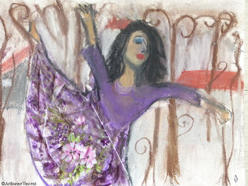 la danseuse (non disponible)
