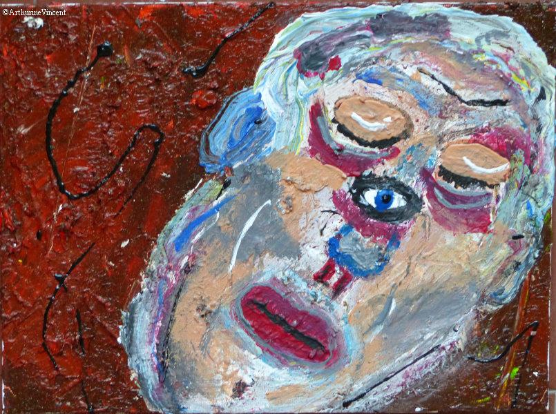 L'horrible cyclope à trois yeux, amour secret de sa belle-mère