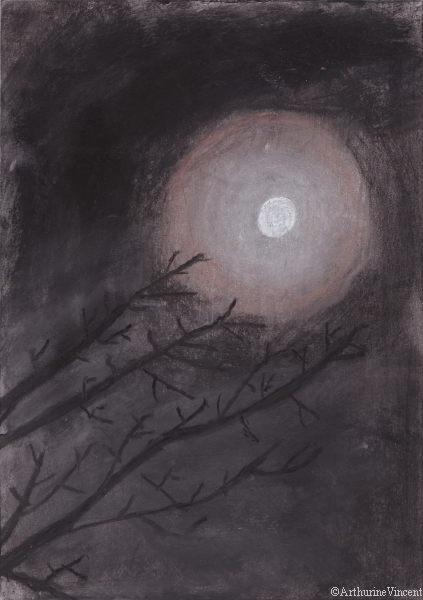 La lune d'Anna (vendu)
