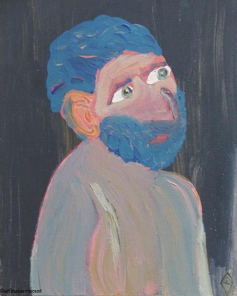 32c5f7853b69b Peintures, dessins, collages - Arthurine Vincent
