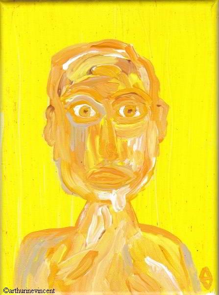 L'impassible jaune