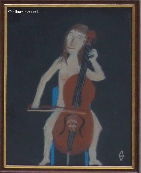 la violoncelliste (non disponible)