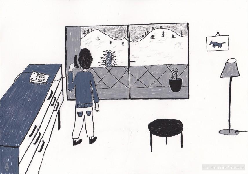 Hôtel avec vue (non disponible)