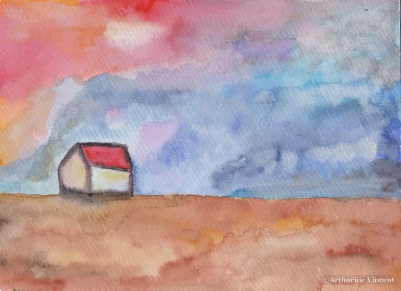 Maison sans porte ni fenêtre 2