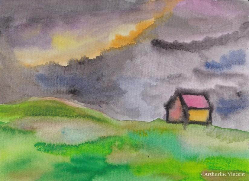 Maison sans porte ni fenêtre 5