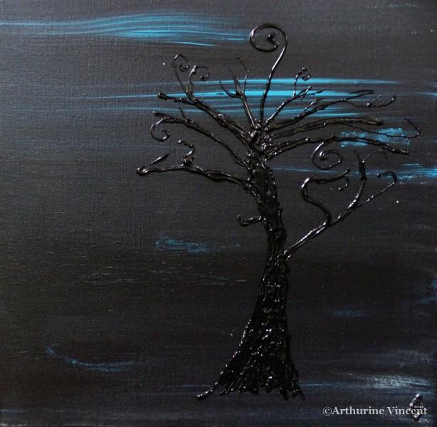 L arbre noir