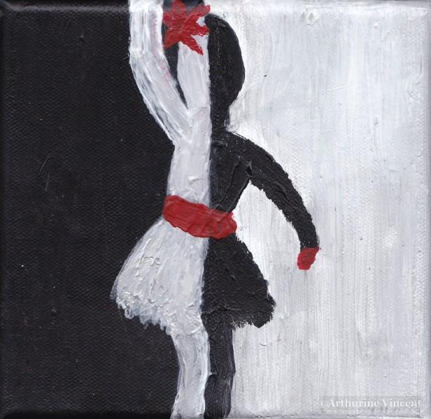La danseuse amoureuse